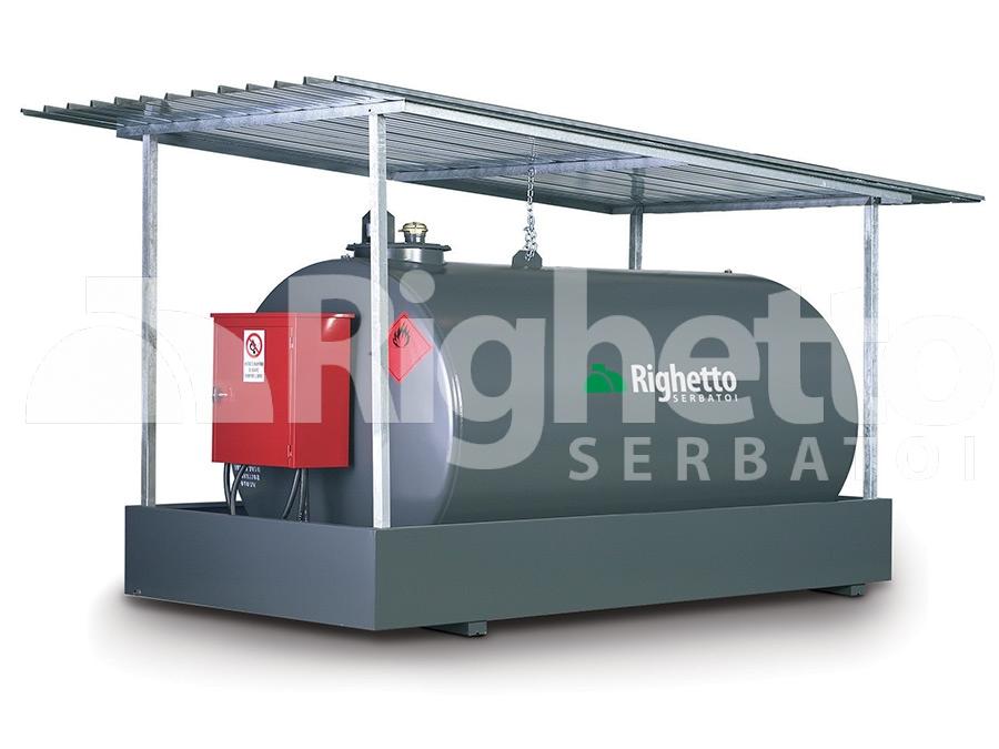 Serbatoio Mobile Omologato