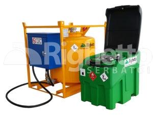 Trasportabili-Gasolio-Ferro-Plastica