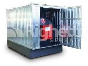 Container Serbatoio