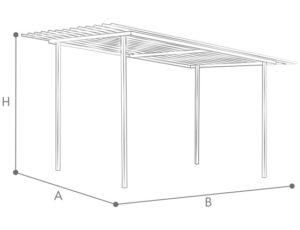 dimensioni-tettoia
