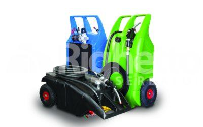 poli trolley gasolio adblue benzina